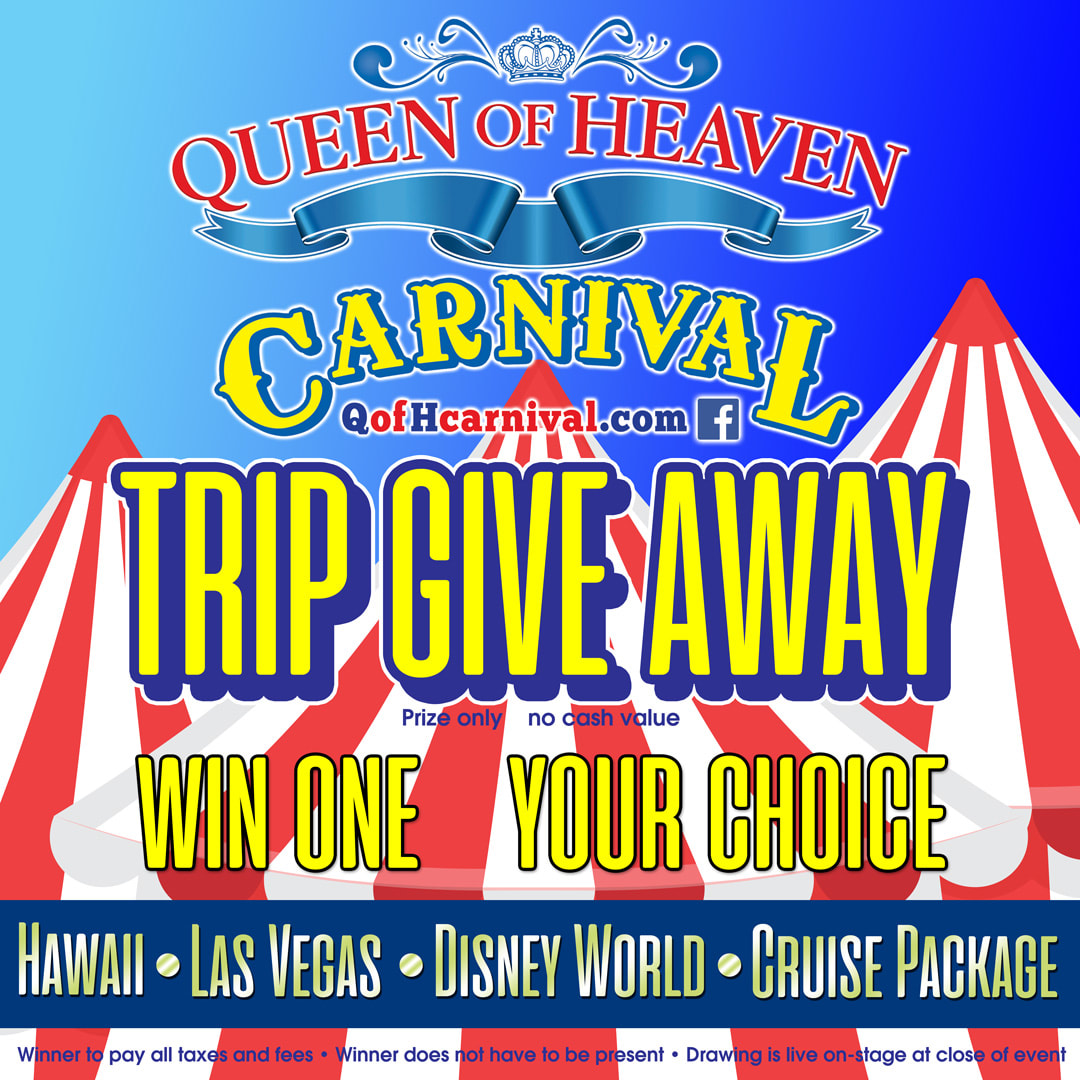 Vehicle-Trip Raffles - QUEEN OF HEAVEN CARNIVAL